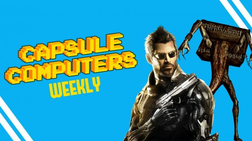 CC Weekly #6 – Deus Ex: Mankind Divided Review & Dark Souls III Epic News!