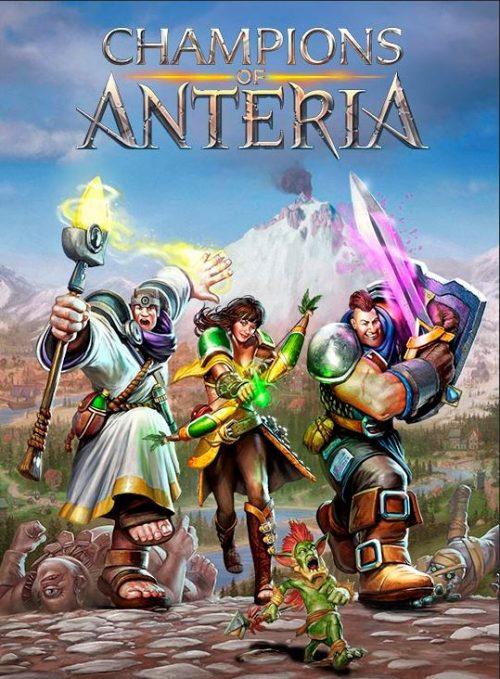 Champions of Anteria Preview