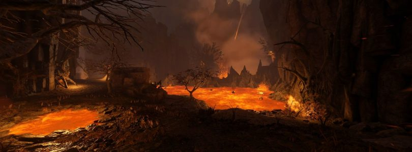 Evolve Stage 2 Cataclysm Map Released
