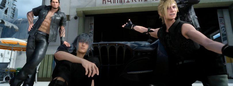 Final Fantasy XV Trailer Fouses on the English Voice Actors