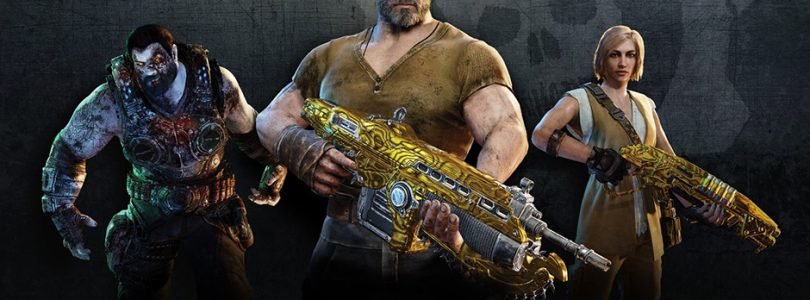 Gears of War 4 Adds Zombie Dom and More as Pre-Order Bonuses