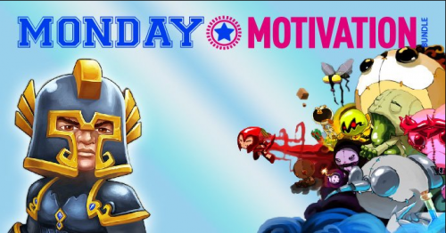Indie Gala Monday Motivation #2 Now Available