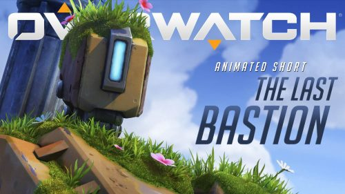 """Overwatch Short Film """"The Last Bastion"""" Released at gamescom 2016"""