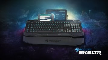 Roccat Announces Smartphone Enabled Skeltr Finally Launching in September