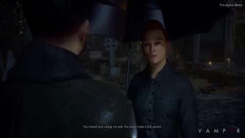15 Minutes of Vampyr Gameplay Released