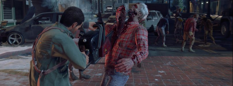 "Dead Rising 4 ""Black Friday"" Trailer Released"