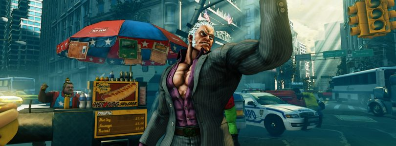 Street Fighter V to add Urien on September 22nd