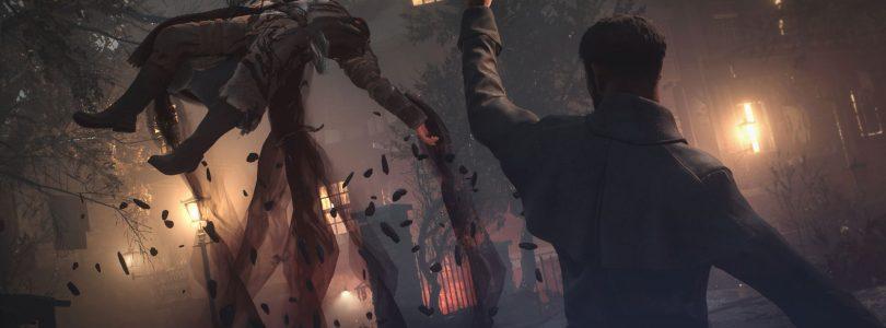 Latest Vampyr Screenshots Display Jonathan Reid's Violent Side