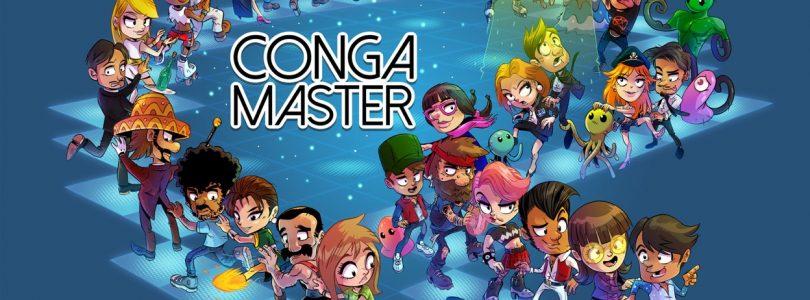 Conga Master Dances its Way onto Steam