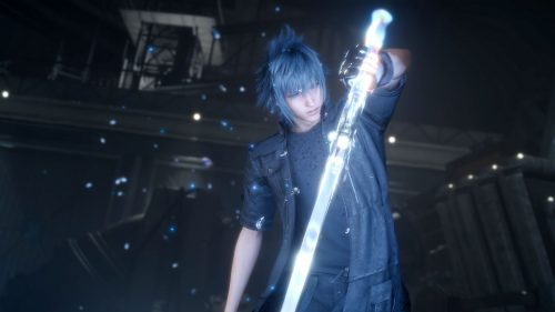 Final Fantasy XV Introduction Trailer