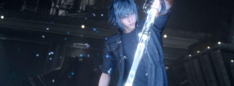 Final Fantasy XV Introduction Trailer
