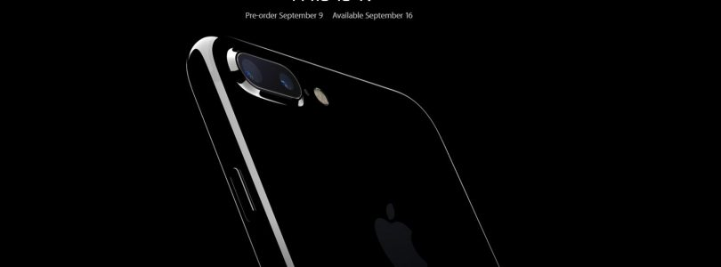 Apple Reveals the New iPhone 7 and iPhone 7 Plus