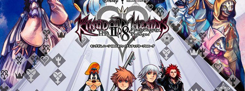 Kingdom Hearts HD 2.8 Releasing Worldwide January 2017