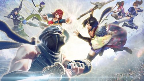 First Official Musou Stars Trailer Revealed