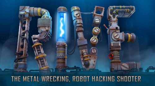 Two Tribes Final Game RIVE out now on PS4 and Steam