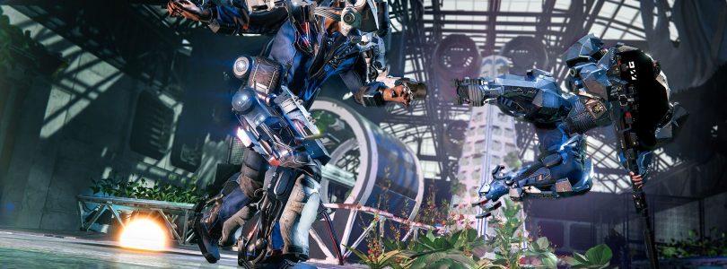 New The Surge Screenshots Show off Three Exo-Armor Sets