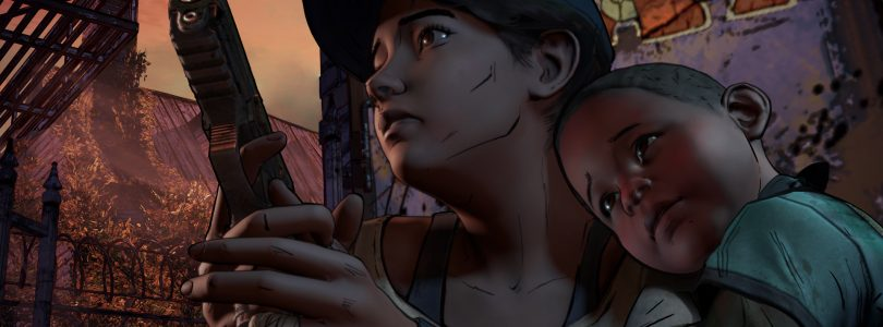 The Walking Dead: A New Frontier to Launch in November