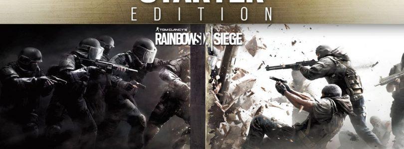 Ubisoft Brings Back Tom Clancy's Rainbow Six Siege Starter Pack Sale