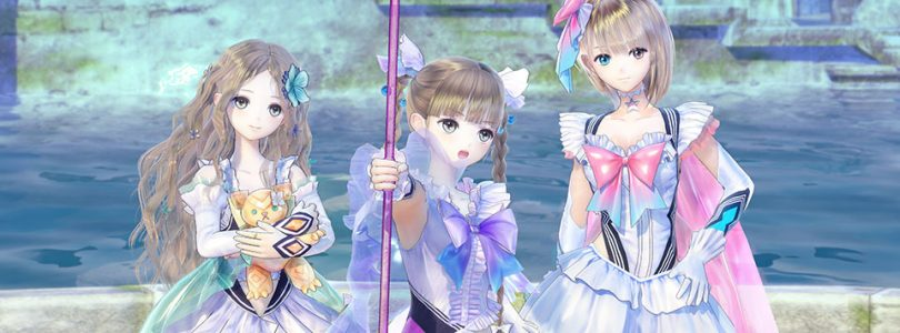 Blue Reflection: Sword of the Girl Who Dances in Illusions Concept Trailer Released