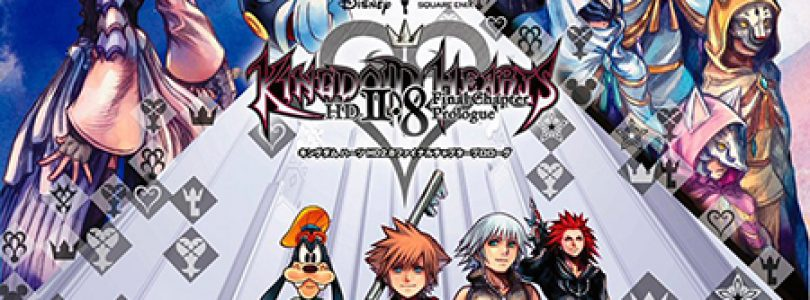 Kingdom Hearts 1.5 + 2.5 Remix Announced for PS4