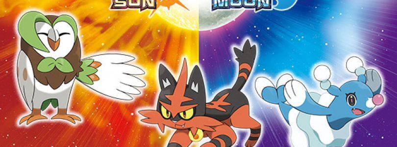 Pokemon Sun & Moon Demo, Starter Evolutions & More