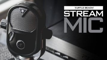 Turtle Beach Stream Mic Designed for Consoles Launching This Sunday