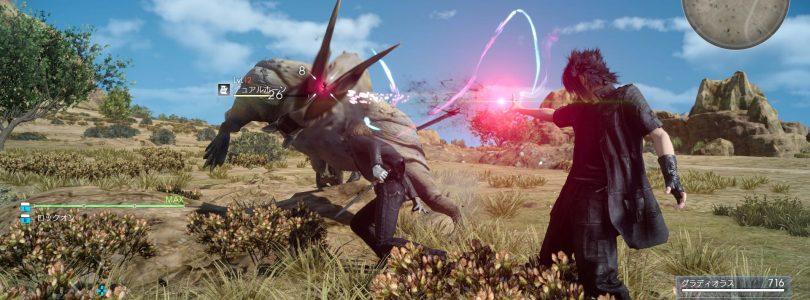 Final Fantasy XV CG Trailer 'Omen' Released