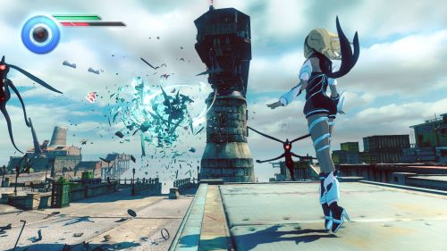 Gravity Rush 2 Goes Gold, Short Clip Released