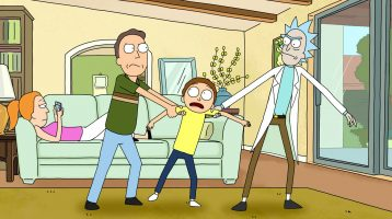 Madman's Cartoon Network and Adult Swim Releases of November 16, 2016