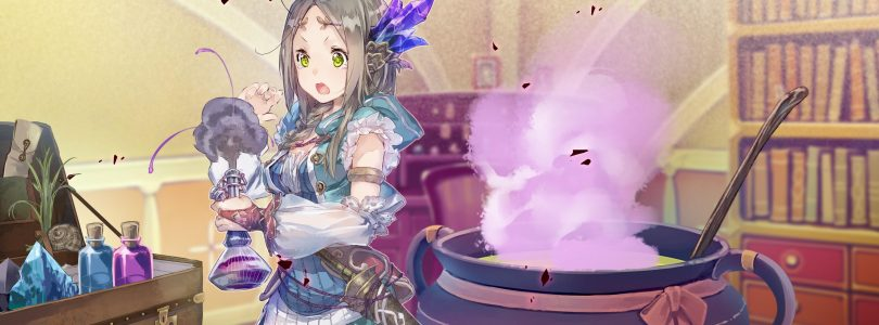 Atelier Firis: The Alchemist of the Mysterious Journey Arrives in the West in Spring 2017