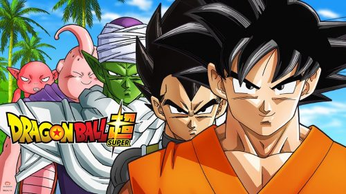 Dragon Ball Super Licensed by FUNimation