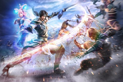Dynasty Warriors: Godseekers Arrives in the West in Late January