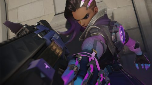 Sombra Officially Revealed and Detailed for Overwatch