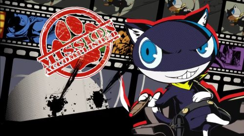 Persona 5's Morgana Introduced with English Trailer
