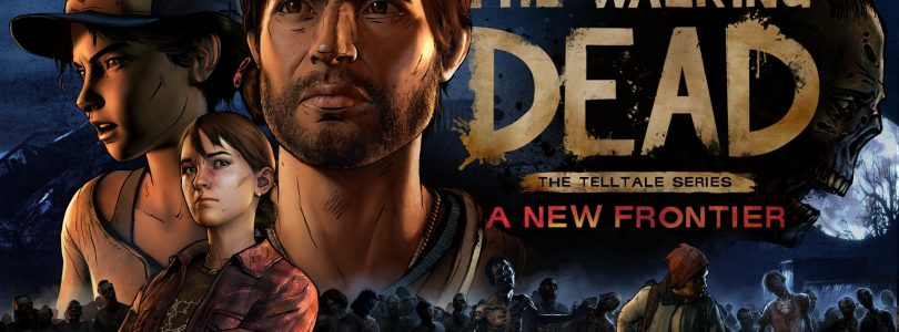 The Walking Dead: A New Frontier's First Episode to Arrive on December 20