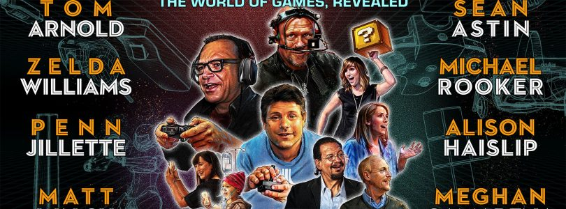 Unlocked: The World of Games, Revealed Coming to VoD on December 15th