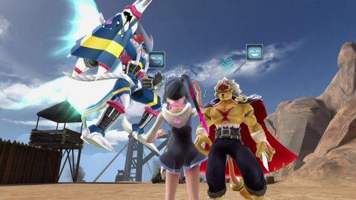 Digimon World: Next Order PlayStation 4 Screenshots Released