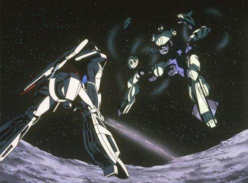 Right Stuf to Release 'Turn A Gundam' Part 2 on Blu-ray in March 2017