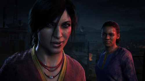 Uncharted: The Lost Legacy Revealed for the PlayStation 4