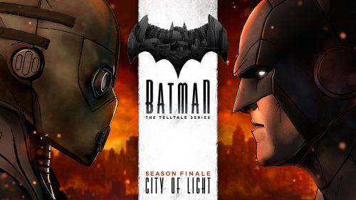 Batman: The Telltale Series' First Season Concludes on December 13