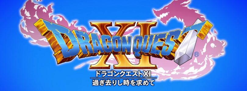 Dragon Quest XI Launching in Japan in 2017, New Footage Released
