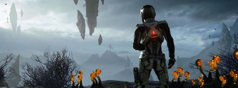 Mass Effect: Andromeda Official Gameplay Trailer Revealed