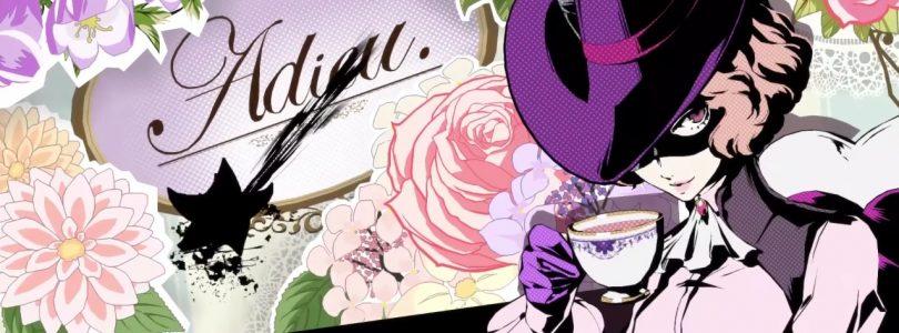 Persona 5 Haru Okumura English Introduction Video