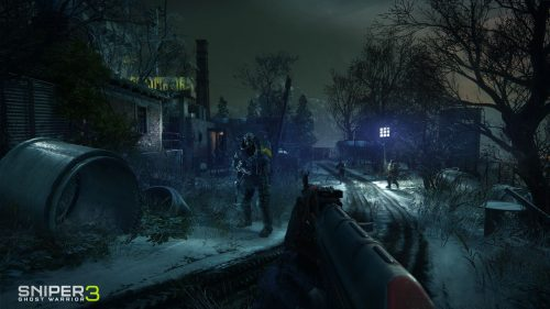 Sniper: Ghost Warrior 3 Introduces Slaughterhouse Locale in New Trailer