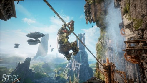 Check out Some New Moves with The Latest Styx: Shards of Darkness Trailer