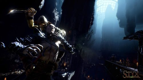 Go Behind the Scenes of Styx: Shards of Darkness with Latest Trailer