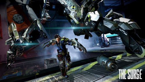 New The Surge Cinematic Trailer Follow's Warren's First Day