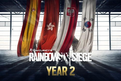 The Siege Continues with Tom Clancy's Rainbow Six Siege Year 2 Pass