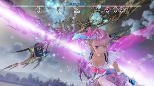 Blue Reflection's Latest Trailer Explores School and the Other World