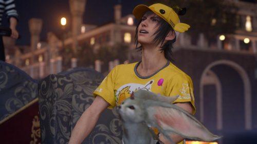 Final Fantasy XV's Moogle Chocobo Carnival Previewed in Latest Trailer